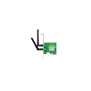 TP-LINK Networking Scheda Di Rete Pci Express N300 Wifi Pci-E Adattatore Informatica
