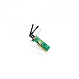 TP-LINK Networking Scheda Di Rete Pci Card N300 Wifi Pci Adattatore Informatica