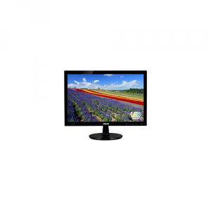 ASUS Monitor Led 18,5 Pollici 18.5/5Ms/1366X768/50Ml:1/Vga/250Cd/Black Informatica