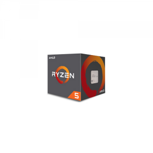 AMD Processore Socket Am4 Ryzen 5 1400 + Wraith Stealth 65W Informatica