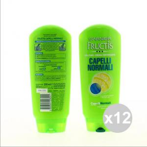 Set 12 FRUCTIS Balsamo200 Normali Shampoo E Balsamo Prodotti per capelli