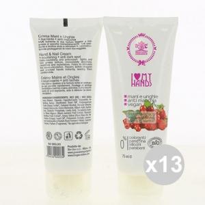 Set 13 GREEN ENERGY Crema Mani 75 Anti Macchia Creme Idratanti cura del corpo