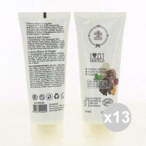 Set 13 GREEN ENERGY Crema Mani 75 Multi Nutriente Creme Idratanti cura del corpo