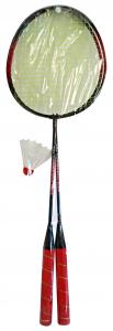 GLOBO Gioco racchette badminton 354062 - Giocattoli