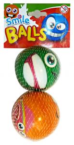 GLOBO Gioco palle morbide rimbalzine 368243 - Giocattoli