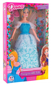 GLOBO Bambola Principessa Fashion 38167 Giochi Per Bambini