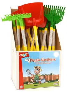 GLOBO Attrezzi giardinaggio assortiti - giocattoli