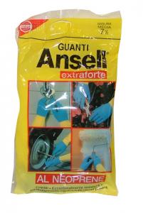 ANSELL Guanti extraforti taglia M - guanti