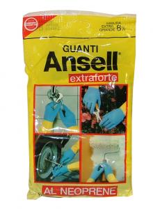 ANSELL Guanti extraforti taglia XL - guanti