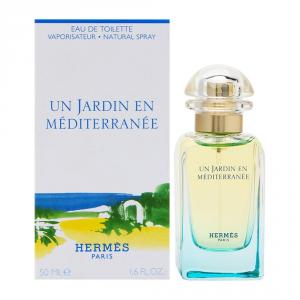 HERMES Un Jard Mediterr Unisex Acqua Profumata 50 Bellezza E Cosmetica