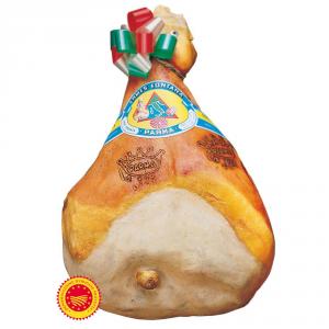 ERMES FONTANA Prosciutto crudo Parma dop regina osso 9/10 kg riserva 18 mesi
