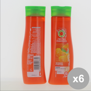 Set 6 HERBAL ESSENCE Shampoo 250 Morbidi&Setosi - Capelli