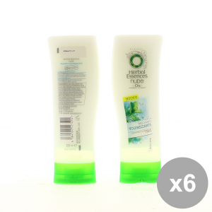 Set 6 HERBAL ESSENCE Balsamo 200 Nude Volume - Capelli