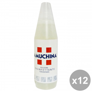 Set 12 AMUCHINA 1 Lt. Soluzione Disinfettante Disinfettanti e igienizzanti