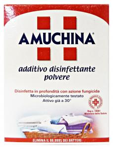AMUCHINA Disinfettante Bucato 500 Gr. Detergenti Casa