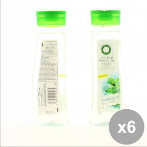 Set 6 HERBAL ESSENCE Shampoo 250 Nude Volume - Capelli