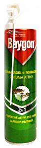 BAYGON Scar./form.schiuma 400 ml. - Insetticidi e repellenti
