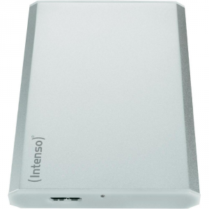 INTENSO 6026532 Hdd 500Gb Sil Special Hard Disk Esterno Memorie