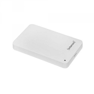 INTENSO 6021561 Hdd 1Tb Whi Usb 3.0 Hard Disk Esterno Memorie