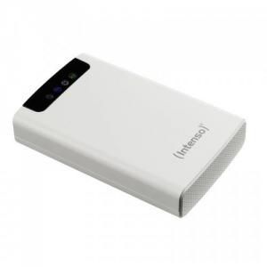 INTENSO 6025561 Hdd 1Tb Whi Move Wi-Fi Hard Disk Esterno Memorie