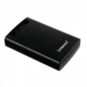 INTENSO 6025560 Hdd 1Tb Black Move Wi-Fi Hard Disk Esterno Memorie