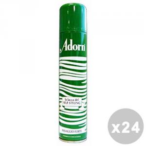 ADORN 24  Lacca Forte Verde Prodotti Per Capelli