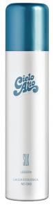 CIELO ALTO Lacca 75 Ml No-Gas Silk Prodotto Acconciatura Capelli