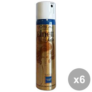 Set 6 ELNETT Lacca 75 Ml. Forte BORSETTA Prodotti per capelli