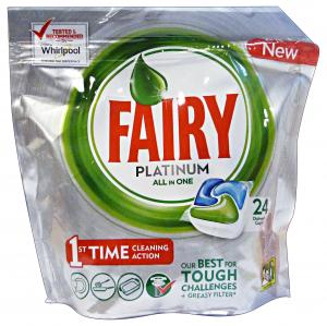 FAIRY Caps lavastoviglie 24 platinum original