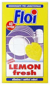 FLOI Deodorante lavastoviglie lemon fresh - deodoranti casa