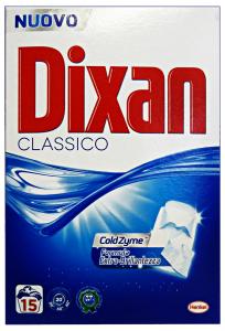 DIXAN Lavatrice Polvere 15 Mis. Classico Detergenti Casa