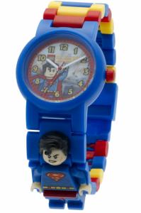 LEGO® Orologio da polso Bambino DC SUPER HEROES SUPERMAN MINIFIGURE LINK WATCH