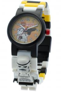 LEGO® Orologio da polso Bambino STAR WARS STORMTROOPER MINIFIG LINK WATCH
