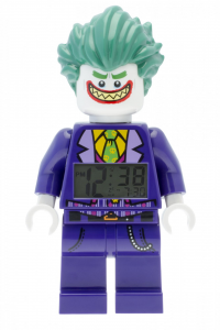 LEGO® Sveglia da tavolo BATMAN MOVIE THE JOKER MINIFIGURE CLOCK