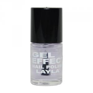 LAYLA COSMETICS Smalto Gel Effect N19 Effect Top Coat Manicure  - Offerta Speciale