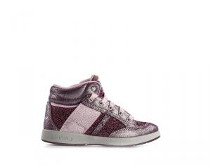LELLY KELLY LELLI KELLY Sneakers Trendy bambini rosa con tomaia in pelle Unisex