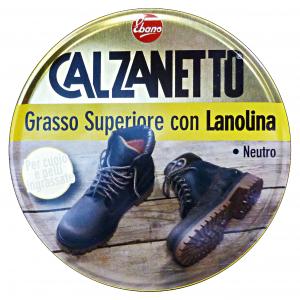 CALZANETTO Grasso Per Scarponi 100 Ml Prodotto Per Scarpe E Calzature