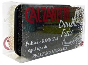 CALZANETTO Scamosciati new double face - Scarpe pulizie