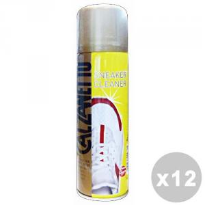 CALZANETTO Set 12 CALZANETTO Schiuma detergente scarpe sportive 300 ml.