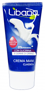 LIBANA Mani classica germe di grano 50 ml. - creme mani