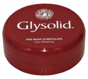 GLYSOLID Vaso 100 ml. - Crema mani