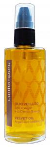 CONTEMPORA Olio velluto argan 75 ml. - articoli per capelli