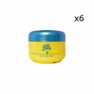 Set 6 CIELO ALTO Crema Cristalli Liquidi 500 Ml. Prodotti per capelli
