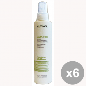 Set 6 CUTINOL Professionale AMPLIFIER Spray 150 Ml. Prodotti per capelli