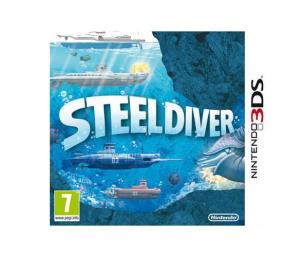 NINTENDO Videogioco 3DS Steel Diver
