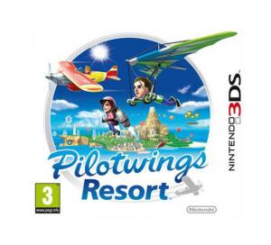 NINTENDO Videogioco 3DS Pilotwings Resort