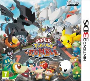 NINTENDO Videogioco 3DS Pokemon Rumble