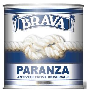 BRAVA Antivegetativa Paranza Rossa Per Barca Litri 0,750 Diluente