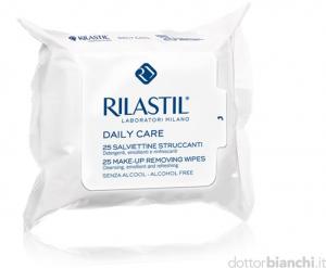 Rilastil Daily Care 25 Salviette Struccanti