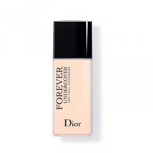 Dior Diorskin Forever Undercover Fondotinta Fluido Copertura Totale 005 Light Ivory